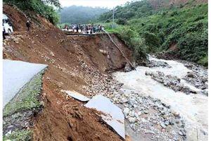 Lai Châu: Thiệt hại do mưa lũ ước tính khoảng 270 tỷ đồng