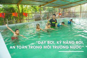 Phối hợp triển khai chương trình phòng chống đuối nước cho trẻ em