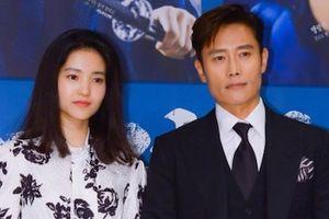 Lee Byung Hun điển trai bên cạnh 'nàng hầu đồng tính' Kim Tae Ri