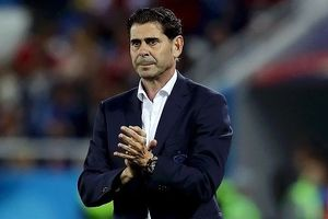 HLV Hierro không hài lòng về hàng thủ của Tây Ban Nha