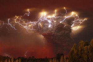 Hình ảnh những cơn 'cuồng nộ' đáng sợ của thiên nhiên