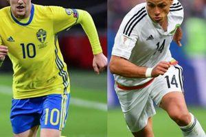 Nhận định, dự đoán kết quả Mexico vs Thụy Điển (21h ngày 27.6): Quyết đấu vì vé đi tiếp