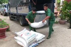 Liên tiếp phát hiện các vụ vận chuyển hàng lậu qua biên giới