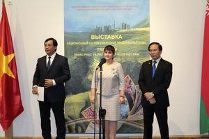 Thúc đẩy hợp tác nhiều mặt Việt Nam và Belarus