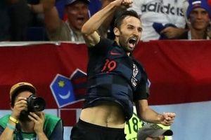Thi đấu quật cường, Iceland vẫn chịu thất bại trước đội hình hai Croatia