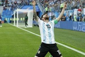 5 cầu thủ chơi ấn tượng và tệ nhất trong trận đấu giữa Nigeria và Argentina