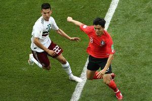 Hàn Quốc – Đức: Đội bóng xứ kim chi 'ngẩng cao đầu' rời giải?