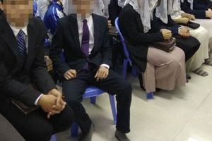 Ban Tôn giáo Chính phủ nói về 'nước thánh' của 'Hội Thánh Đức Chúa Trời Mẹ'