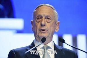 Bộ trưởng Quốc phòng Mỹ - Trung đối thoại cởi mở và chân thành