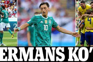 Hàn Quốc tạo cơn địa chấn khi thắng Đức 2-0, 'tiễn' đương kim vô địch về nước từ vòng bảng