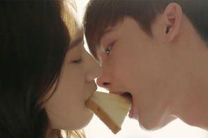 Ngây ngất trước những nụ hôn kẹo ngọt trong phim Hàn