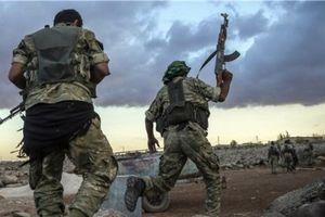 Quân đội Syria đánh mạnh, hàng loạt khủng bố tháo chạy khỏi al-Lajah
