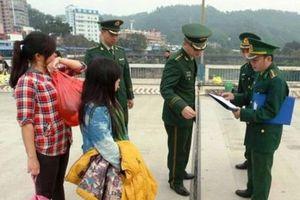Công an Việt Nam-Trung Quốc triển khai đợt cao điểm tấn công tội phạm mua bán người