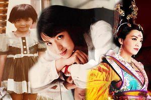 Fan TVB thích thú khi 'Thái Bình công chúa' Trần Vỹ chia sẻ hình ảnh quá trình 'dậy thì thành công'