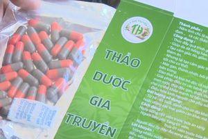 Kinh hoàng chất cấm trong thuốc tăng, giảm cân Đông y Tiến Hạnh