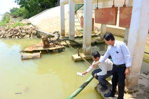Người dân tỉnh Quảng Nam và TP .Đà Nẵng bị ảnh hưởng bởi độ mặn xâm nhập cao