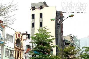 Thí điểm lập Đội Quản lý trật tự xây dựng đô thị ở Hà Nội