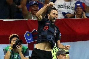 Thua Croatia, Iceland kết thúc hành trình World Cup đầu tiên