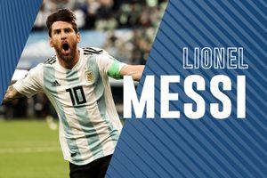 Chấm dứt chuỗi trận tịt ngòi, Messi thiết lập kỷ lục World Cup