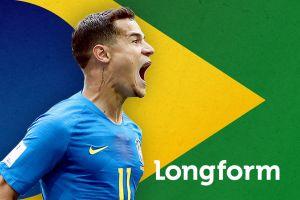 Philippe Coutinho: Chỗ dựa số 1 của tuyển Brazil