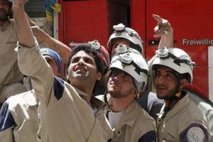 'Mũ bảo hiểm trắng' lại giúp phiến quân Syria 'diễn kịch' tấn công hóa học?