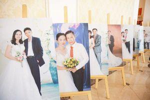 Đám cưới tập thể dành cho 41 cặp đôi khuyết tật