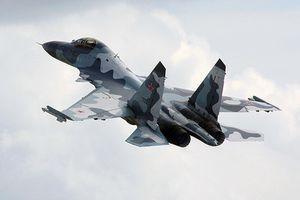 Su-30MKI của Nga gặp nạn tại Ấn Độ