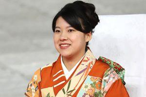 Công chúa Nhật Bản từ bỏ thân phận hoàng gia, kết hôn cùng nhân viên vận chuyển