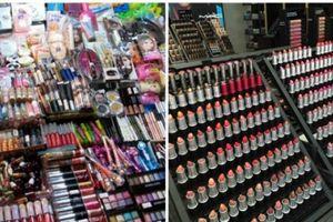 22.000 loại mỹ phẩm có thể gây ung thư đang 'nhởn nhơ' ngoài thị trường