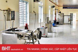 Nhà máy Chế biến thịt thỏ ở Hương Sơn bên bờ vực phá sản: DN 'sai đường' hay nông dân 'lật kèo'?!
