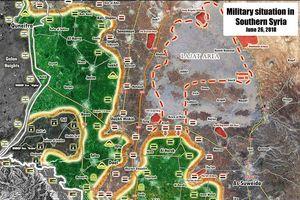 'Hổ Syria' đánh bạt khủng bố, giải phóng các làng cửa ngõ vào thành phố Daraa