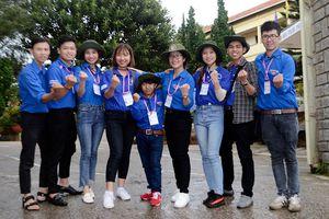 'Chú lùn' tình nguyện tham gia tiếp sức mùa thi 2018