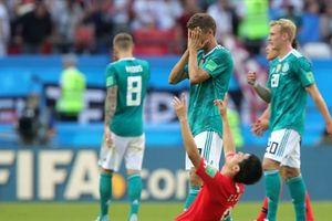 Thua Hàn Quốc, truyền thông gọi đây là 'nỗi ô nhục của bóng đá Đức'