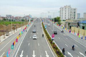 Hà Nội duyệt chỉ giới đường từ Ecopark đến Kiêu Kỵ