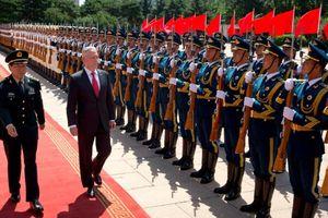 Ông Tập nhắn Mỹ:Trung Quốc không từ bỏ dù chỉ một tấc đất