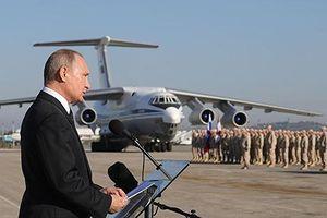 Nga rút hơn 1.000 nhân viên quân sự khỏi Syria