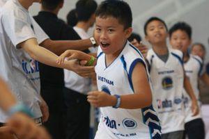 Hội trại toàn quốc JR. NBA 2018: Đã tìm ra 16 gương mặt xuất sắc đại diện Việt Nam sang Thượng Hải tập huấn