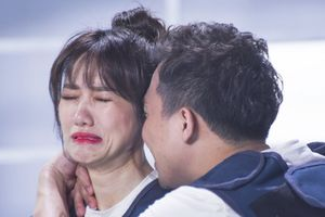 Hari Won kể lại tuổi thơ cơ cực, bật khóc tự trách bản thân trước Trấn Thành