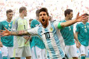 Vòng bảng World Cup 2018: Argentina chết đi sống lại, Đức bị loại sốc