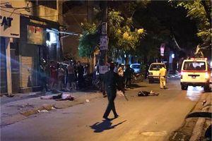 Phát hiện thi thể 2 thanh niên trên phố Hà Nội lúc rạng sáng