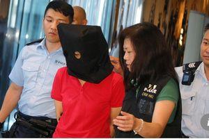 Tòa án Hong Kong buộc tội một phụ nữ xả súng tại công viên