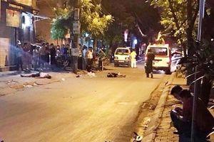 Phát hiện 2 nam thanh niên tử vong cạnh xe SH lúc rạng sáng
