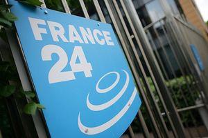 Roskomnadzor phát hiện vi phạm luật báo chí trên kênh truyền hình France 24