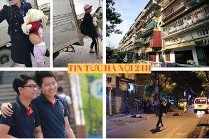Tin tức Hà Nội 24h: Lại kêu gọi di dời dân chung cư cũ; 2 thanh niên tử vong cạnh xe máy
