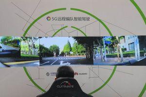 SAIC và Huawei giới thiệu xe hơi thông minh và kết nối trong kỷ nguyên 5G LTE