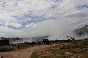 Ngộ độc khói rác: 34 người đi cấp cứu tại Nghệ An