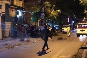 Hà Nội: Bàng hoàng phát hiện 2 thi thể nam thanh niên tử vong trong đêm