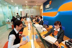 Phó Tổng giám đốc Hồ Vân Long muốn mua vào 2,3 triệu cổ phiếu VIB