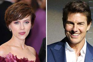 Scarlett Johansson phủ nhận tham gia tuyển chọn làm vợ Tom Cruise