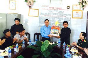 Cần Thơ chúc mừng đại lễ kỷ niệm 79 năm ngày khai đạo Phật giáo Hòa Hảo